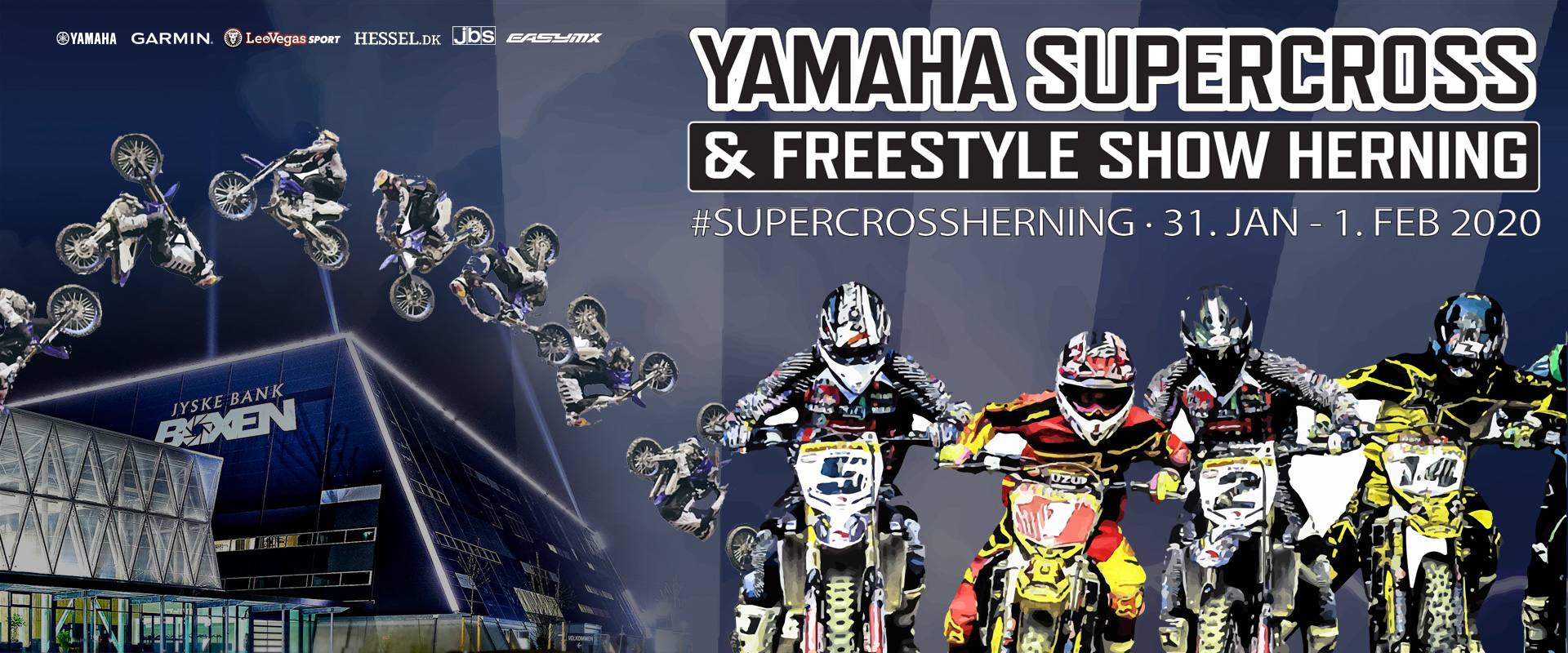 Yamaha SuperCross & Freestyle Show