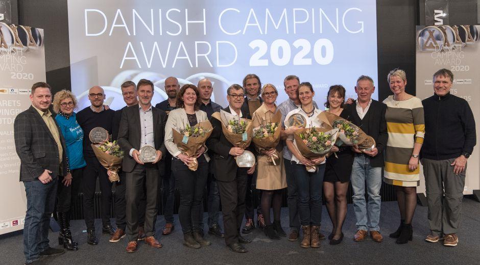 Campingbranchen hyldet med nye priser i Herning